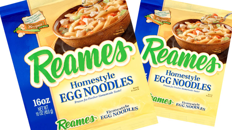 Picture of Reames Homestyle Egg Noodles