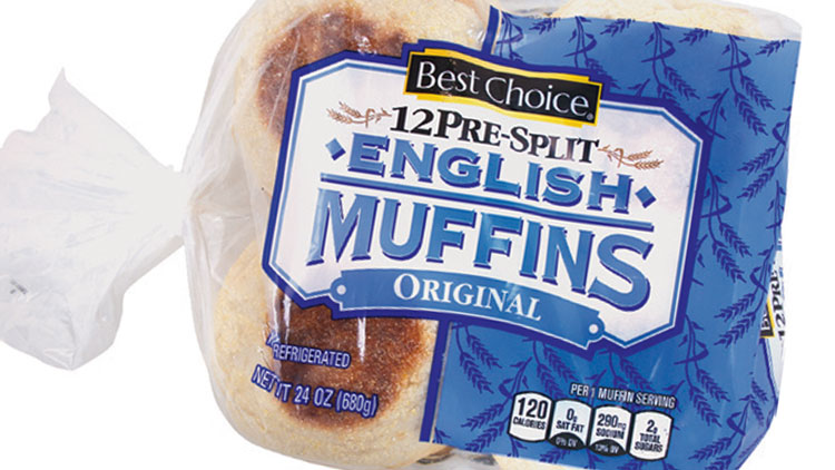 Picture of Best Choice English Muffins