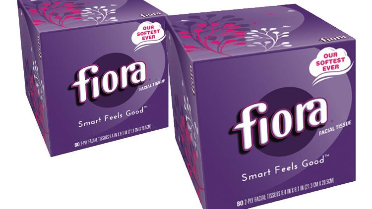 Picture of Fiora Facial Tissue