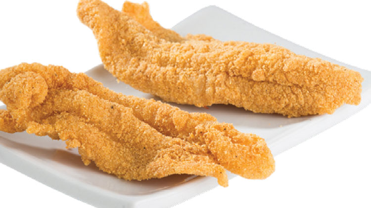 Picture of Hand Breaded Fish Dinner