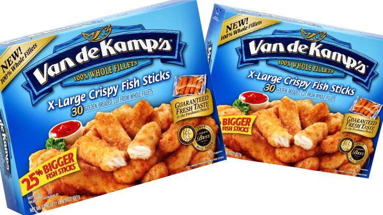 Picture of Van de Kamp's Breaded or Battered Seafood