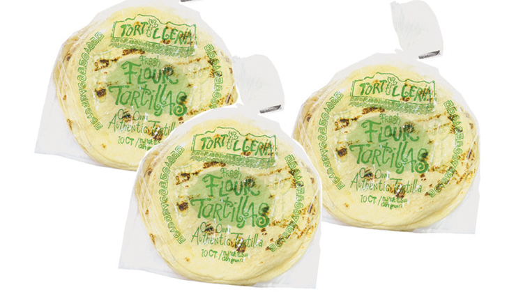 Picture of Our Own Tortilleria Flour Tortillas