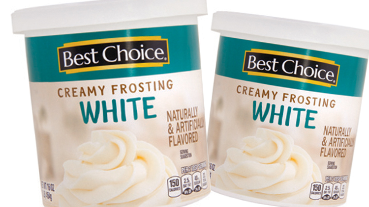 Picture of Best Choice Creamy Frosting