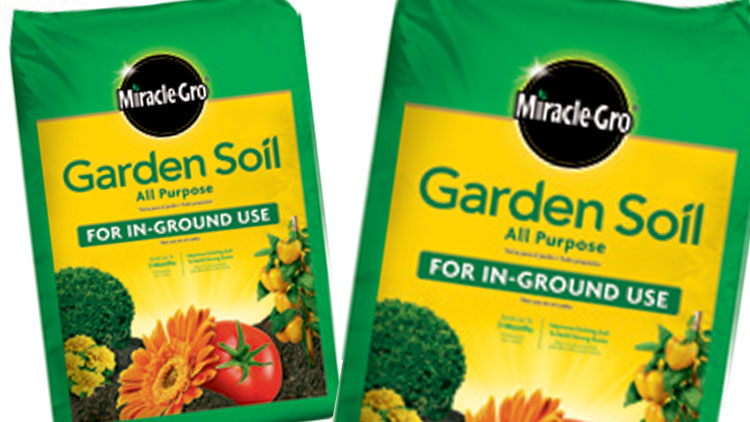 Picture of Miracle-Gro All Purpose Garden Soil
