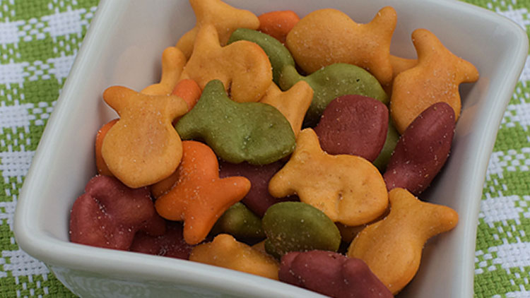 Picture of Pepperidge Farm Goldfish Baked Snack Crackers