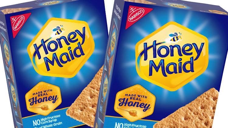 Picture of Nabisco Honey Maid Graham Crackers
