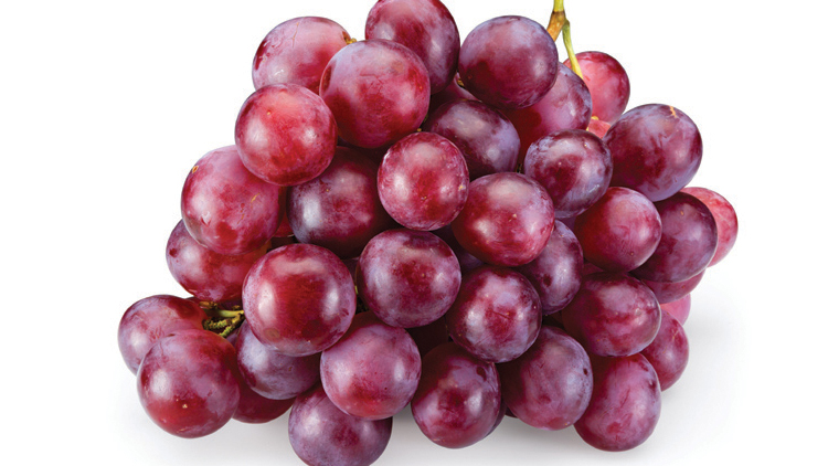 Picture of Red or Green Seedless Grapes