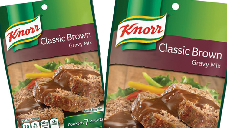 Picture of Knorr Sauce, Gravy or Recipe Mix