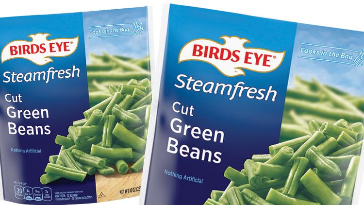Picture of Birds Eye Frozen Vegetables