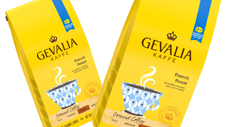 Picture of Maxwell House or Gevalia Coffee