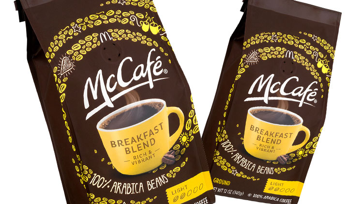 Picture of McCafe Coffee