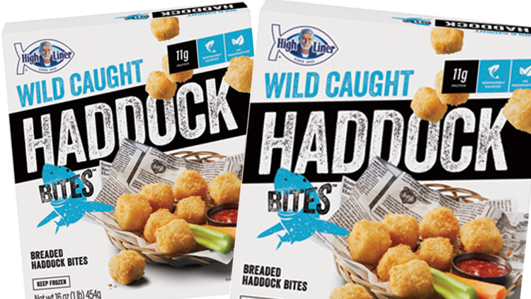 Picture of High Liner Haddock Bites or Alaska Wild Wings