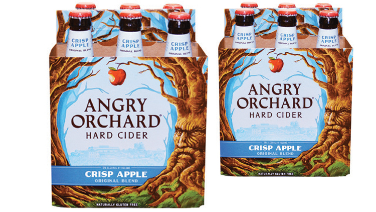 Picture of Samuel Adams or Angry Orchard Beer