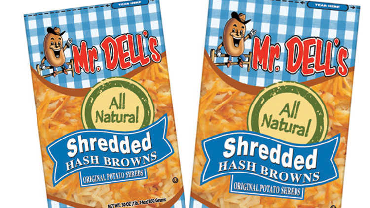 Picture of Mr. Dell's Hash Browns