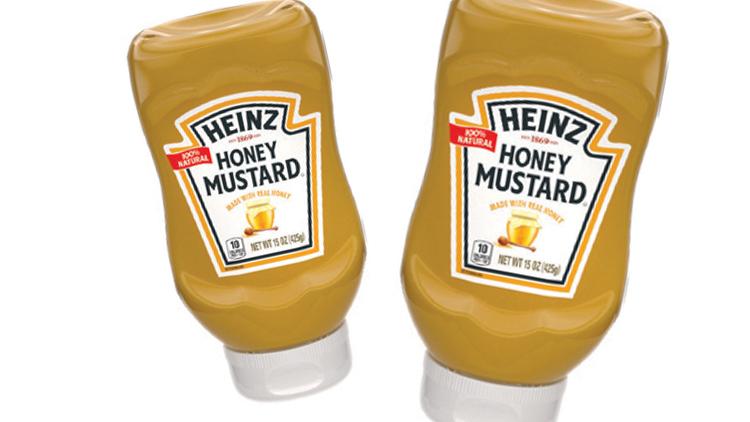 Picture of Heinz Honey Mustard