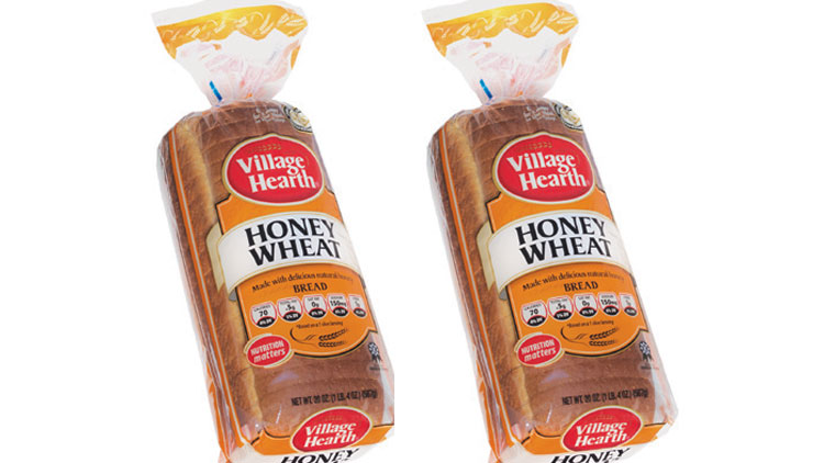 Picture of Village Hearth Honey Wheat Bread