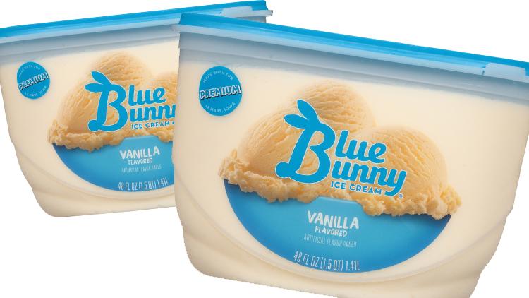 Picture of Blue Bunny Premium Ice Cream or Frozen Yogurt