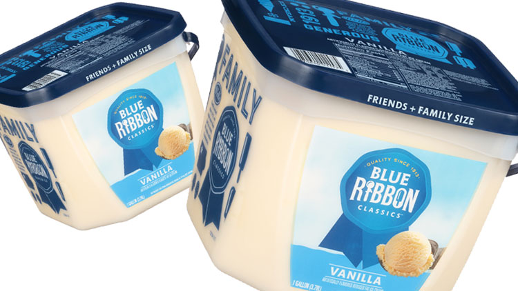 Picture of Blue Ribbon Classics Ice Cream