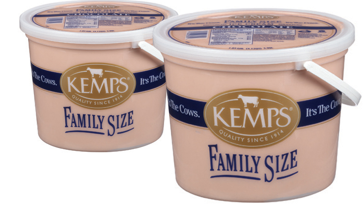 Picture of Kemps Family Size Ice Cream
