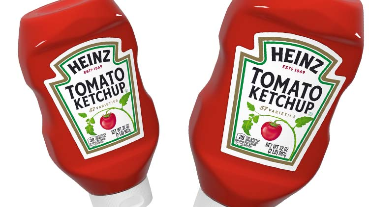 Picture of Heinz Tomato Ketchup