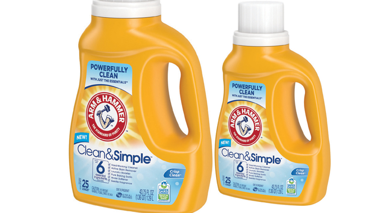 Picture of Arm & Hammer Laundry Detergent