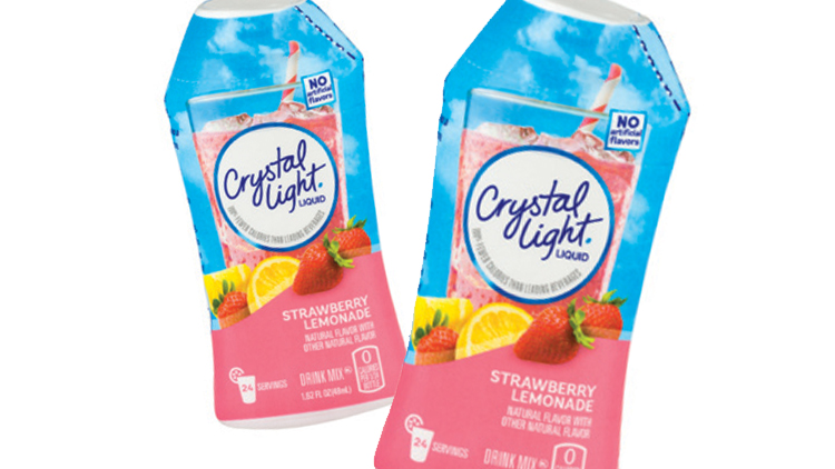 Picture of MiO or Crystal Light Liquid
