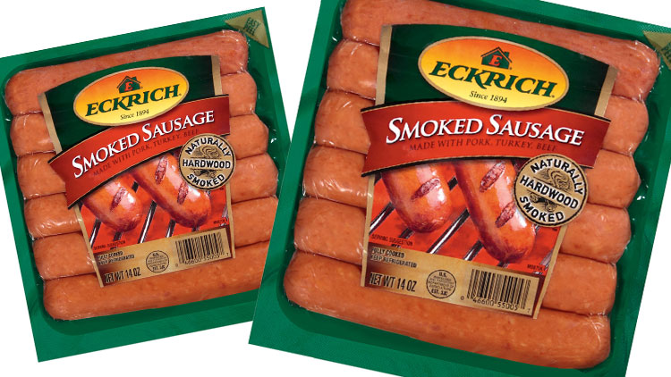 Picture of Eckrich Smoked Sausage Rope or Links