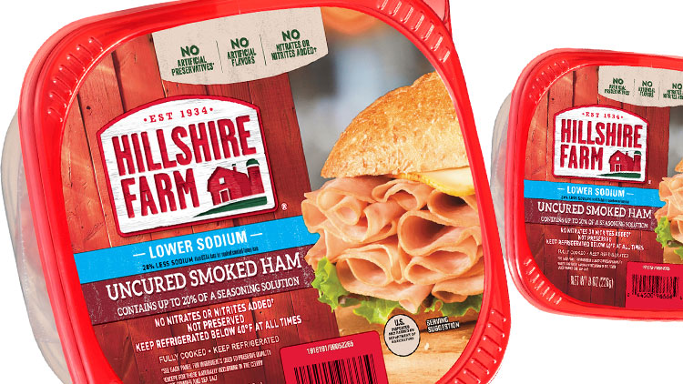 Picture of Hillshire Farm Ultra Thin Lunchmeat