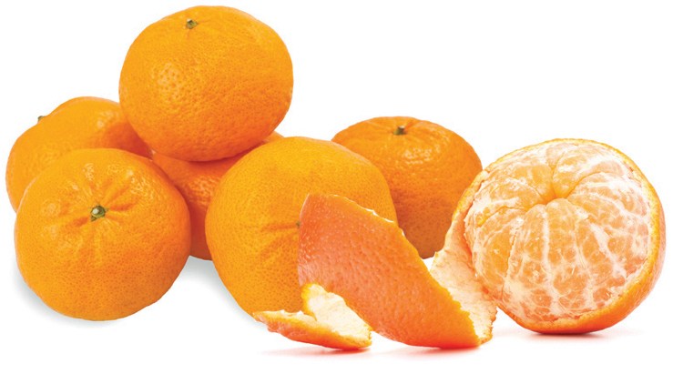 Picture of Sunkist Gold Nugget Mandarins