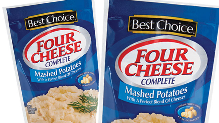 Picture of Best Choice Complete Mashed Potatoes