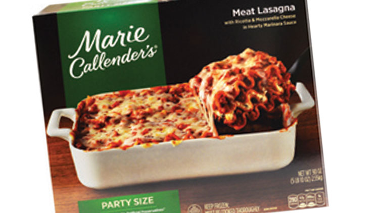 Picture of Buy One Marie Callender's Meat Lasagna