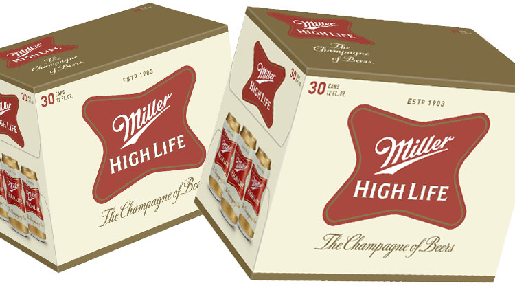 Picture of Miller High Life Beer