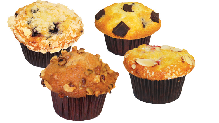 Picture of Russ's Right Size Muffins