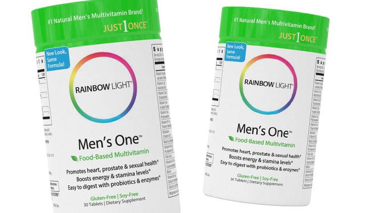 Picture of Rainbow Light Vibrance Men's & Women's One