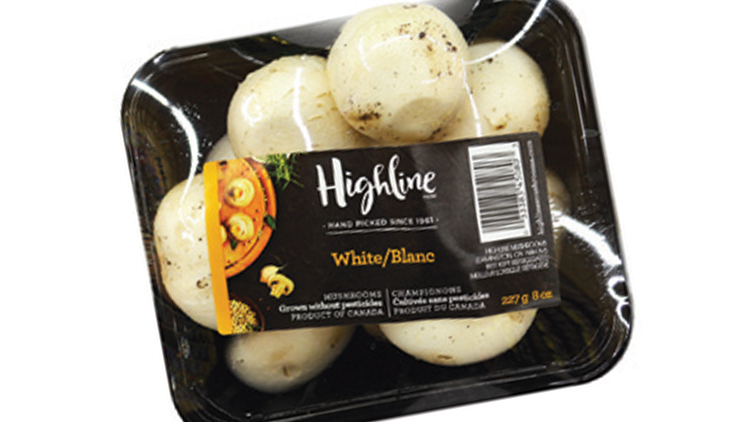Picture of Highline Whole White Mushrooms