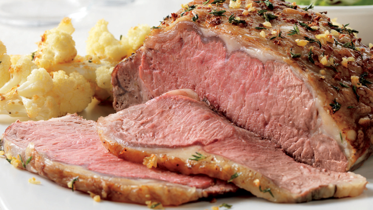 Picture of Whole Boneless Beef New York Strip Loin