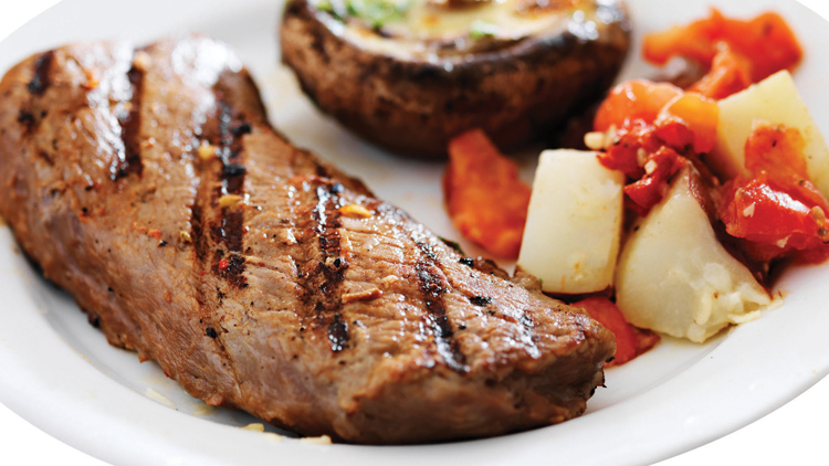 Picture of Boneless Beef New York Strip Steak