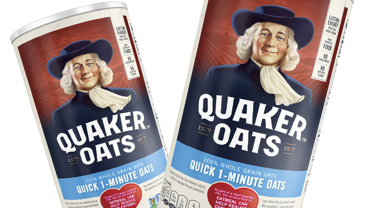 Picture of Quaker Old Fashioned or Quick Oats