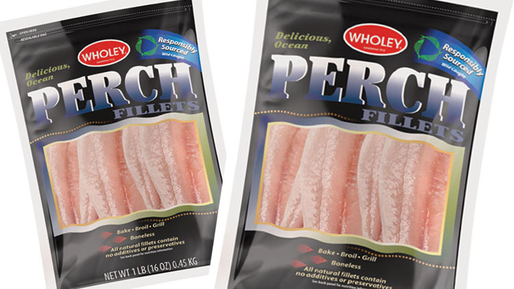 Picture of Wholey Ocean Perch Fillets