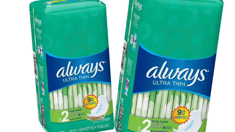 Picture of Always Maxi Pads