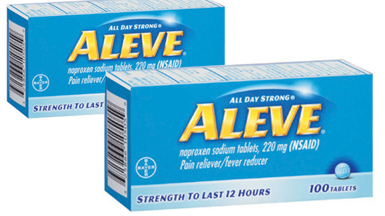 Picture of Aleve Pain Reliever