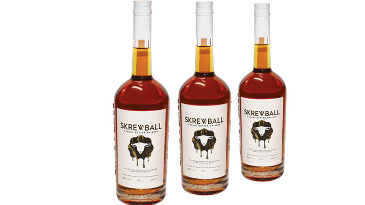 Picture of Skrewball Peanut Butter Whiskey