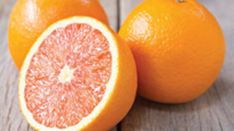 Picture of Cara Cara Pink Navel Oranges