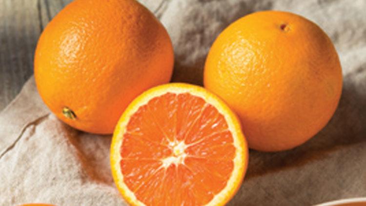 Picture of Sunkist Cara Cara Pink Navel Oranges