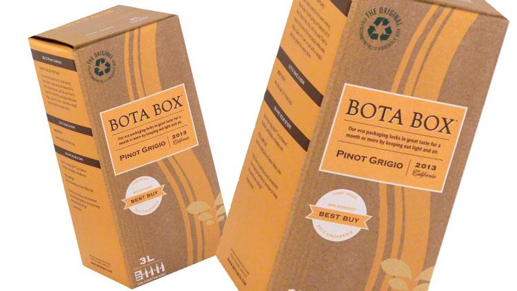 Picture of Bota Box Wine