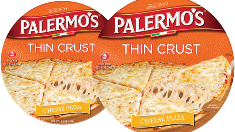 Picture of Palermo's Thin Crust Pizza
