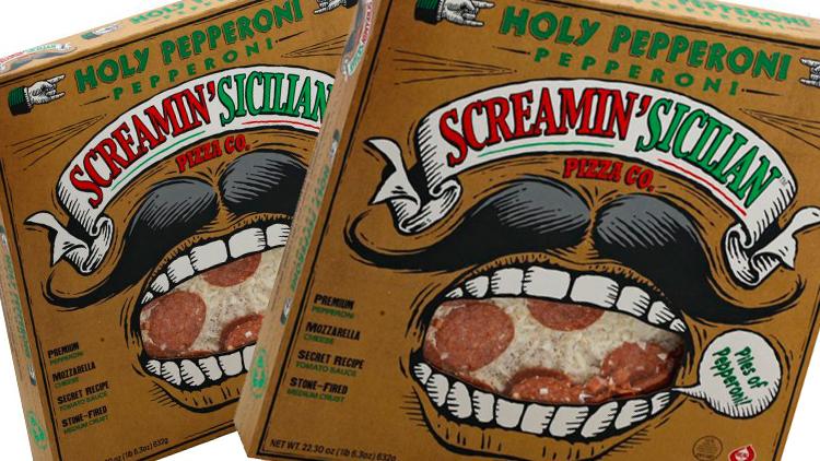 Picture of Screamin' Sicilian Pizza