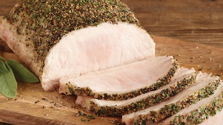 Picture of Smithfield Whole Boneless Pork Loin