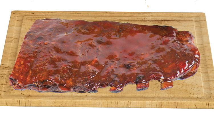 Picture of Smithfield St. Louis Style Pork Ribs