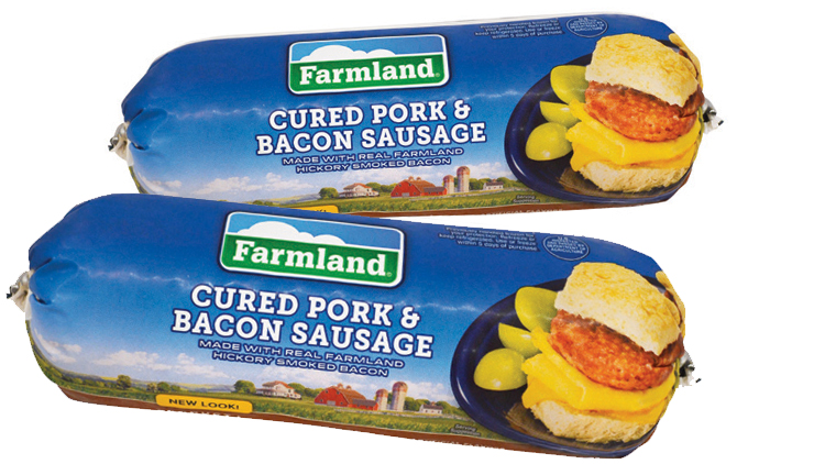 Picture of Farmland Pork Sausage Links or Roll